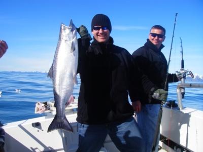 Seward alaska fishing report 2010 for Seward alaska fishing reports